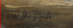 signature willy finch
