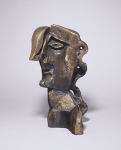 Sculpture Ossip Zadkine