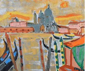 Peinture Jean Couty