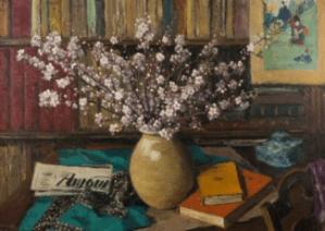 Peinture François Décorchemont