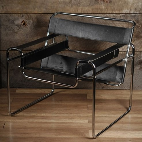 chaise Wassily Marcel Brauer