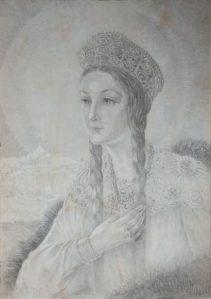 Dessin Youri Annenkoff