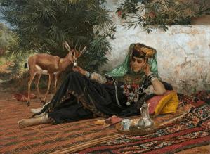 Peinture Eugène Girardet