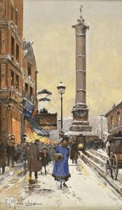 Peinture Eugène Galien-Laloue