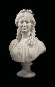 Sculpture Jean-Antoine Houdon