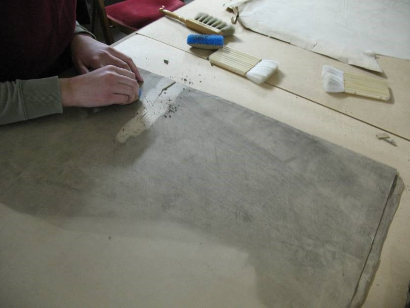 restauration expertise dessin gravure