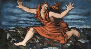 Peinture Ismaël de la Serna
