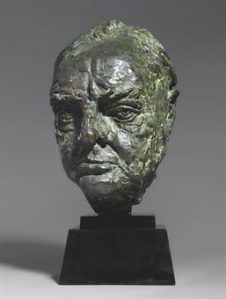 Sculpture Jacob Epstein