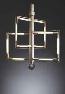 Luminaire Jacques Adnet