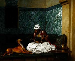 Peinture Jean-Léon Gérôme