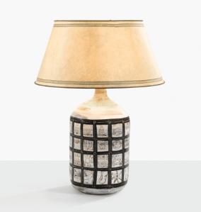 Estimation lampe Roger Capron