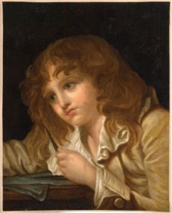 Peinture Jean Baptiste Greuze
