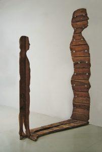 Sculpture Mario Ceroli
