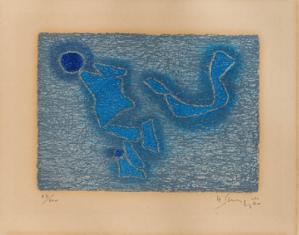 Estampe Gustave Singier