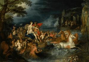 Peinture Frans Francken