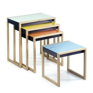 Nesting Table Josef Albers
