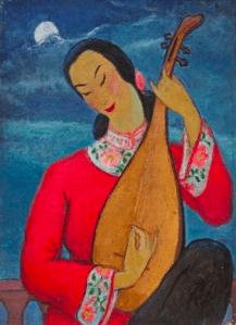 Peinture Pan Yuliang