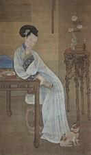 Peinture Leng Mei