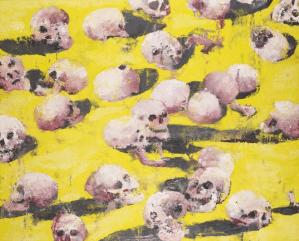 Peinture Philippe Cognée