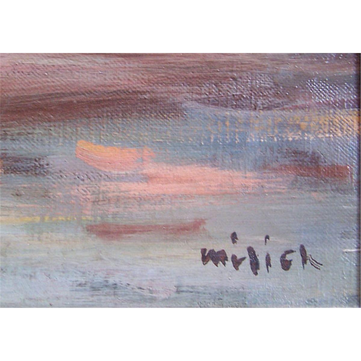 Signature Adolphe Milich