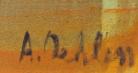 signature albert oehlen