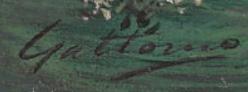 signature antonio gattorno