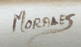 signature Armando Morales