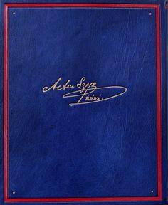 Signature Arthur SZYK