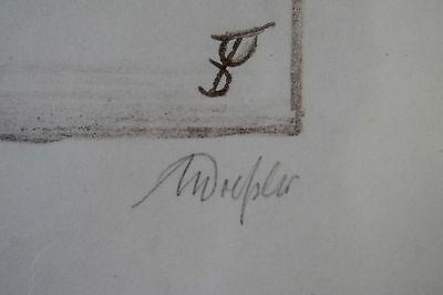 Signature August Wilhelm Dressler