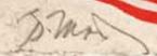signature brice marden