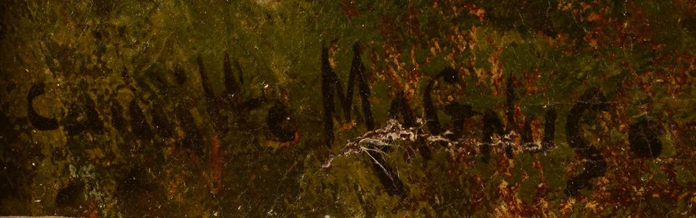 Signature Camille Magnus