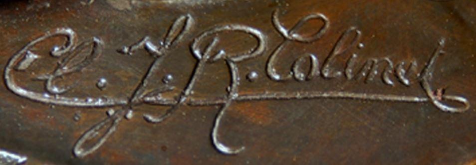 Signature Claire Colinet