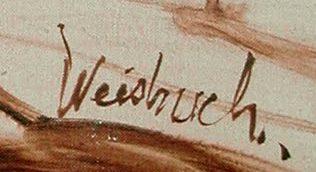 signature claude weisbuch