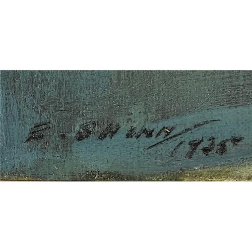 Signature Everett Shinn