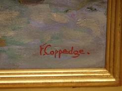 Signature Fern Isabel Coppedge