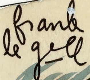 Signature Frank Le Gall