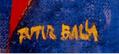 Signature Giacomo Balla