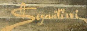 signature giovanni segantini