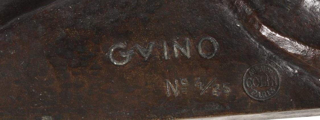 Signature Richard Guino