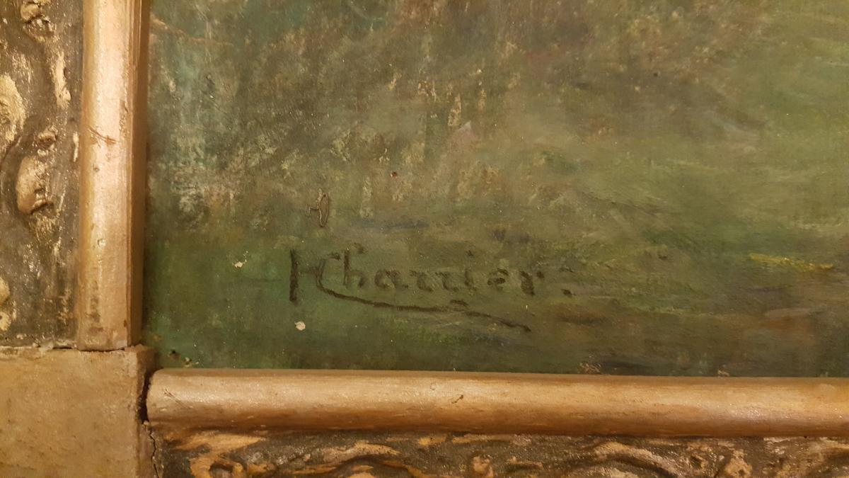 Signature Henri Charrier