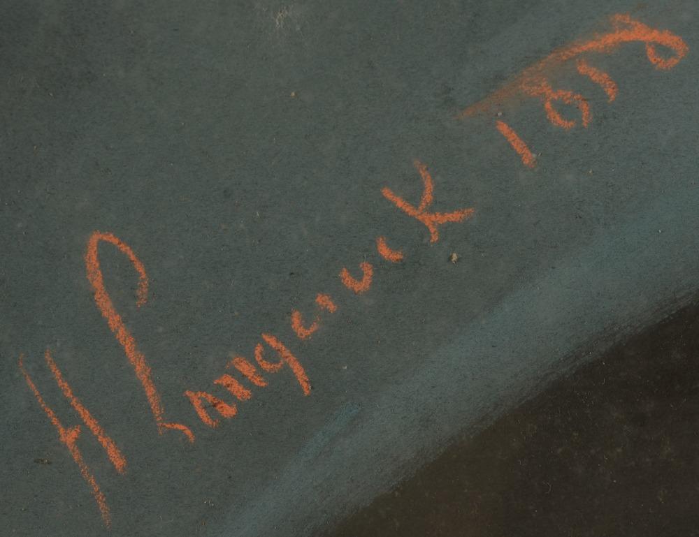 Signature Henri Langerock