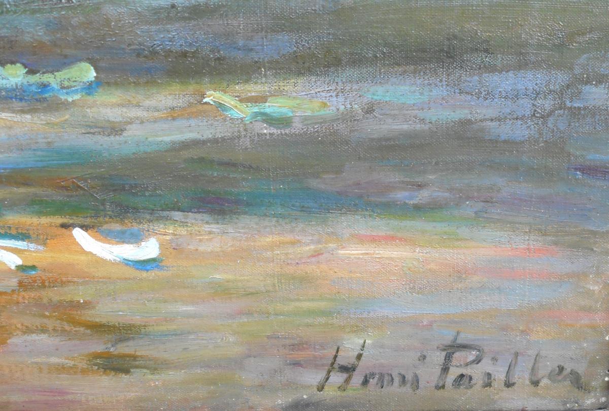 Signature Henri Pailler