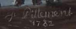 Signature Jean Pillement