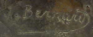 signature joseph bernard