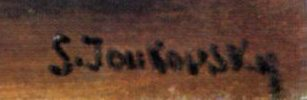 signature Stanislav Joukovski