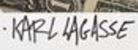 Signature Karl Lagasse