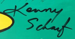 Signature Kenny Scharf