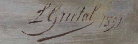 Signature Laurent Guétal