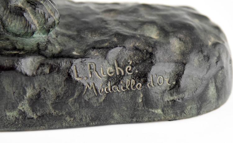 Signature Louis Riché