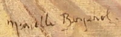 Signature Marcelle Bergerol